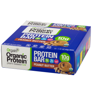 orgain-plant-protein-bar