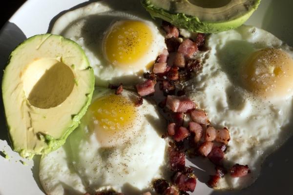 Calorie rich breakfast