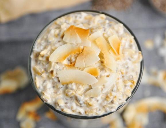 Can Salt Lamps Be Left On Overnight : 8 Overnight Oats Recipes That Make Breakfast Taste Like Dessert What s Good by V