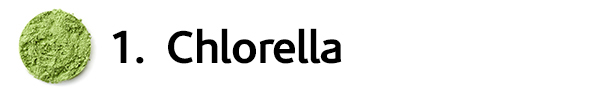 chlorella header
