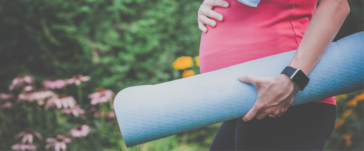 exercise pregnant 2